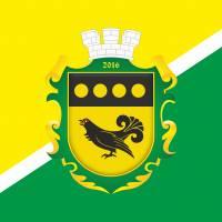 прапор з гербом