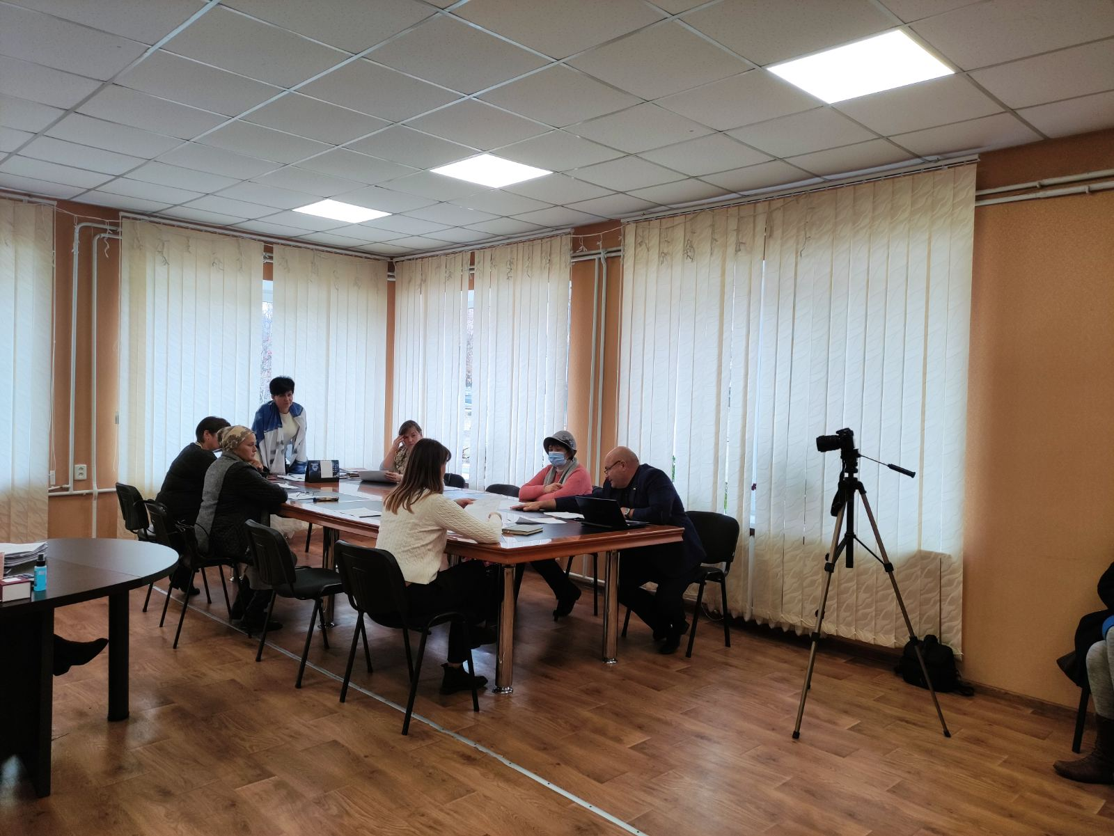 Засідання 15 сесії VIII скликання