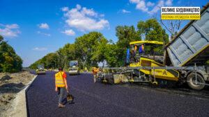 Цьогоріч на Київщині оновлюють 47 доріг