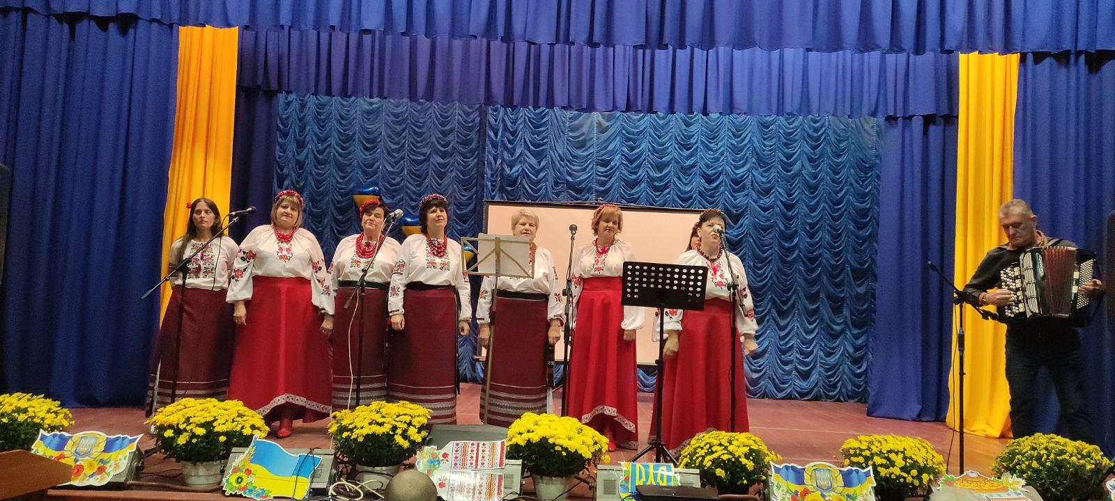Святкування Дня села Томашівка