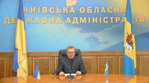 Брифінг заступника голови Київської обласної державної адміністрації Олега Торкунова