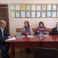 Зустріч з експертами міжнародних та європейських фондів