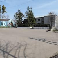 Площа перед сільською радою