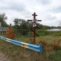 Візд в село Козичанка