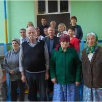 Відділення стаціонарного догляду для постійного проживання (с.Германівка)