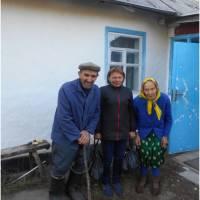 Підопічні відділення соціальної допомоги вдома та соціальний працівник (с.Красне)