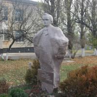 пам'ятник Тарасу Шевченку у Трипіллі