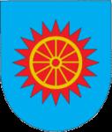 Герб - Обухівська районна рада