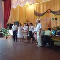Привітання гостей з Днем села