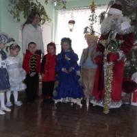 Привітання Діда Мороза