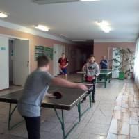 змагання з настольного тенісу