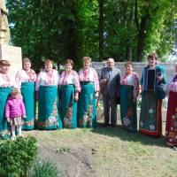 Художній колектив села Войтове