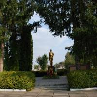 Пам'ятник воїнам загиблим у ВВВ