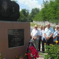 Пам'ятник Герою Радянського Союзу Г.Д. Луценку