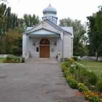 Церква с. Глибоке