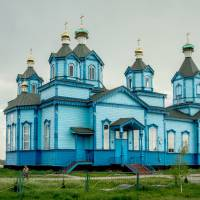 Храм Сятого Миколая