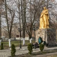 памятник Воїнам - визволителям