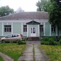 Адмін будинок сільської ради