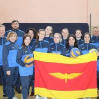 Змаганнями з жіночого волейболу серед команд територіальних громад та міст області 26 лютого 2021 року