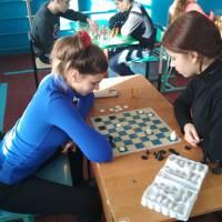 Змагання з шахів та шашок 2019