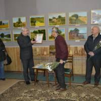 Персональна виставка Токаренка Анатолія Тимофійовича