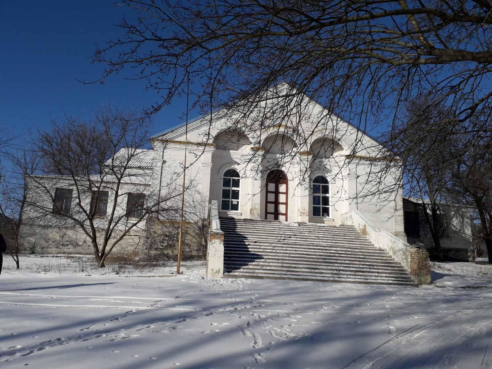Будинок культури села Дівоче Поле Попельнастівської сільської ради