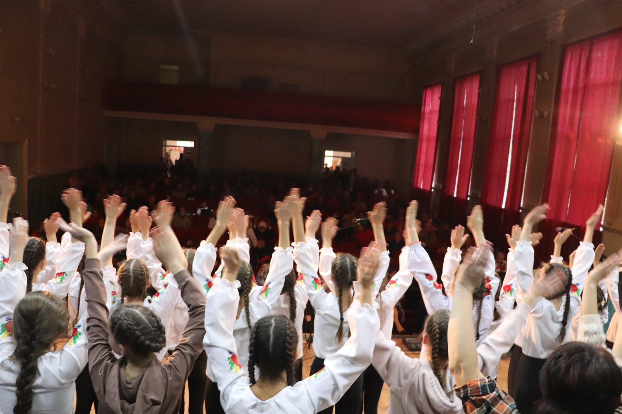У Червоній Кам'янці Попельнастівської сільської ради відбувся День села