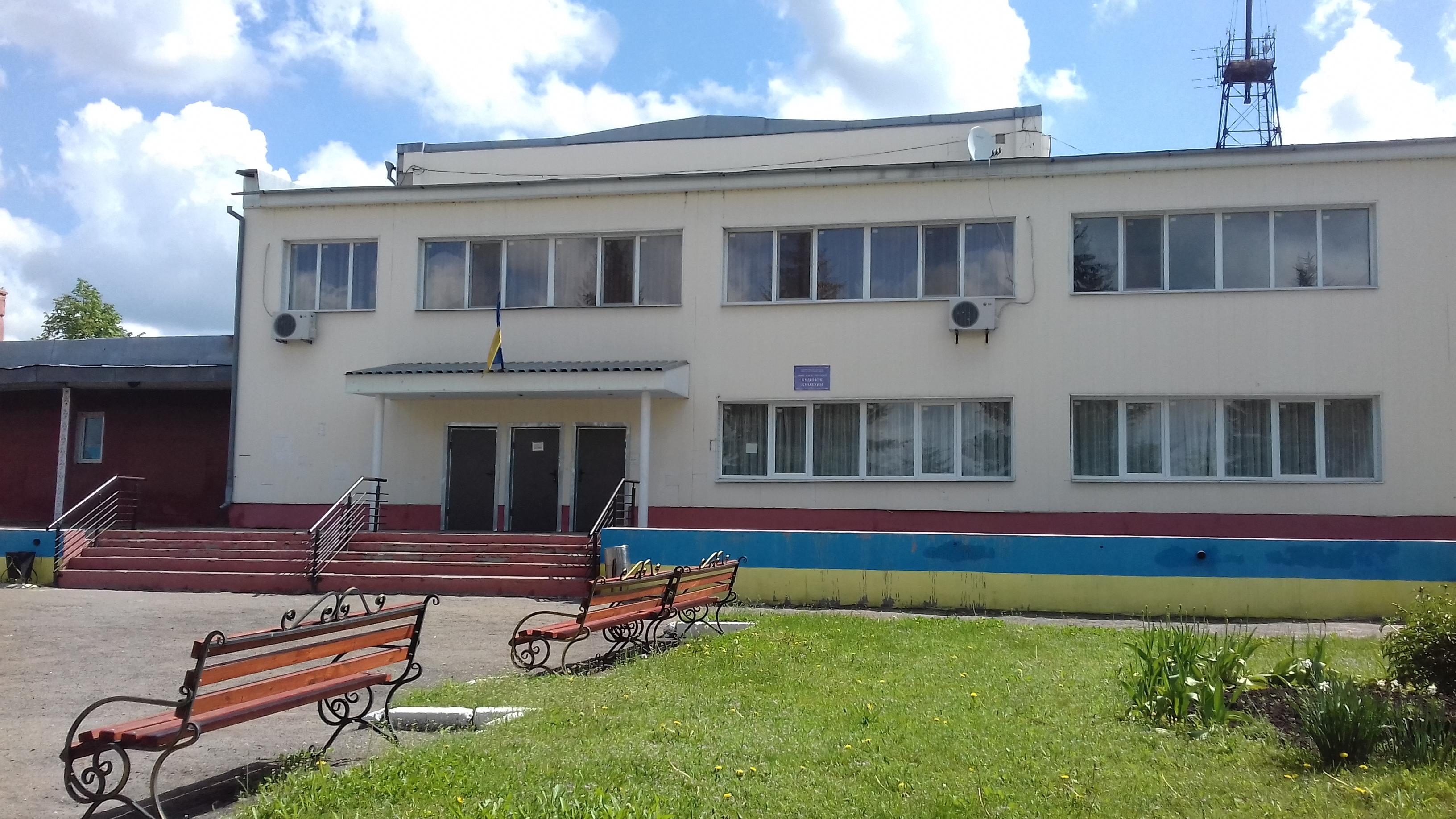 Будинок культури села Попельнасте Попельнастівської сільської ради