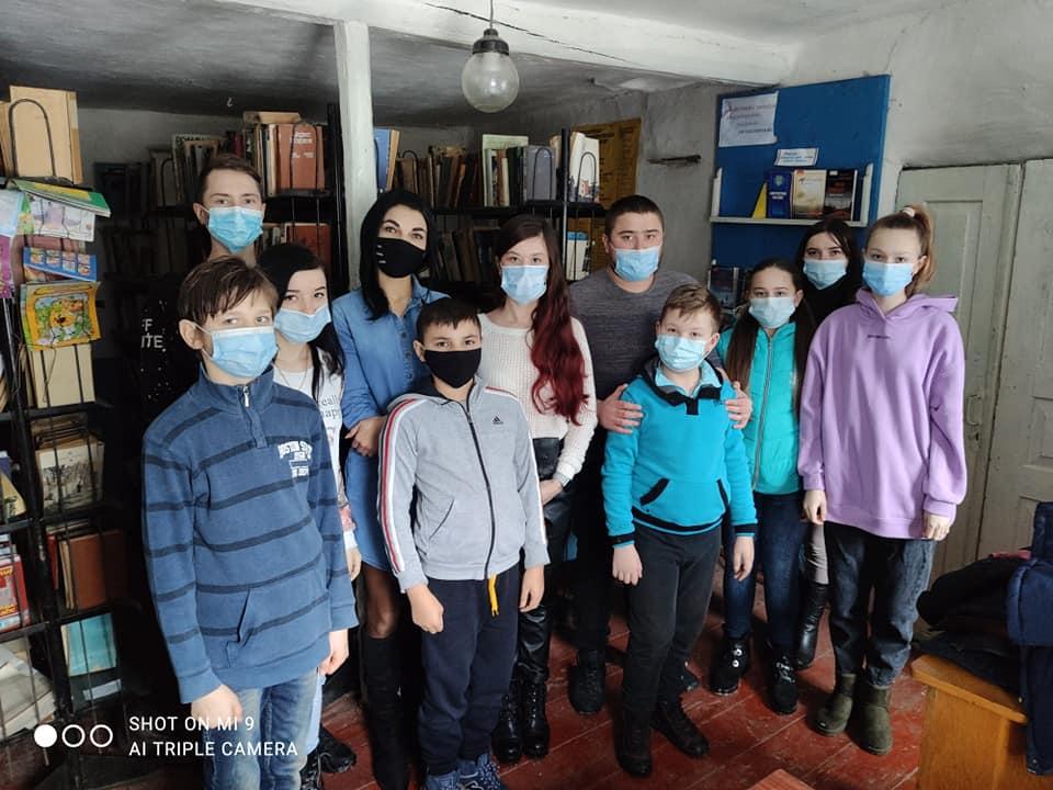 Бібліотека-філія села Долинське Попельнастівської сільської ради