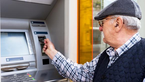 Якщо ви отримуєте пенсію через банк…