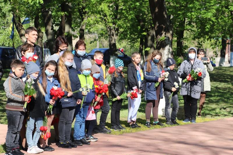 Мітинг-реквієм до Дня пам'яті та примирення і Дня перемоги над нацизмом