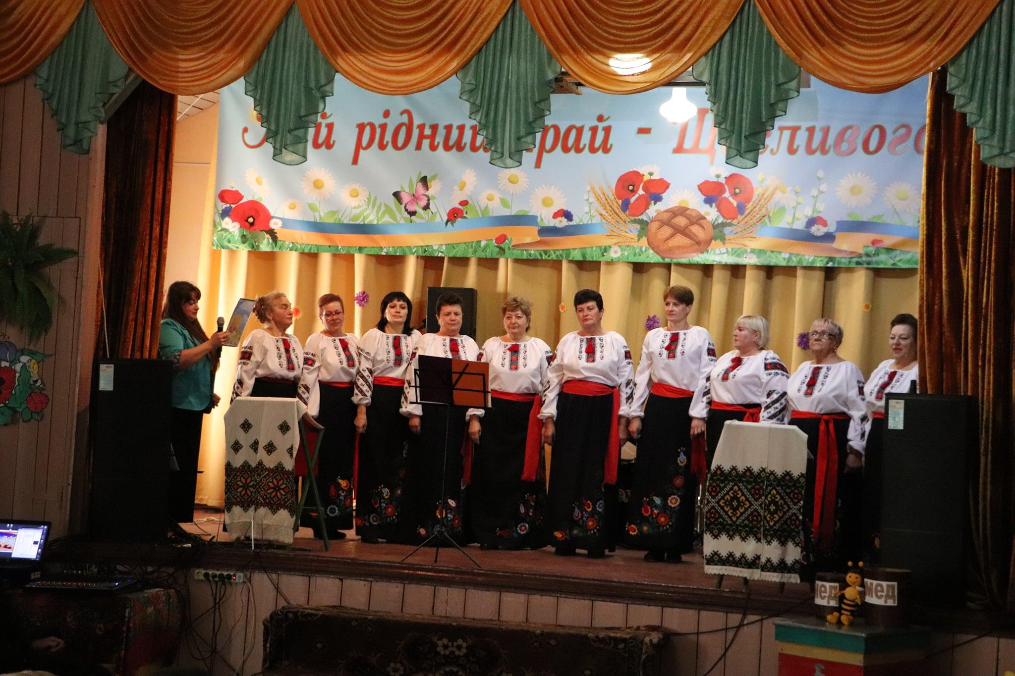 Щасливе Попельнастівської сільської ради відзначило День села