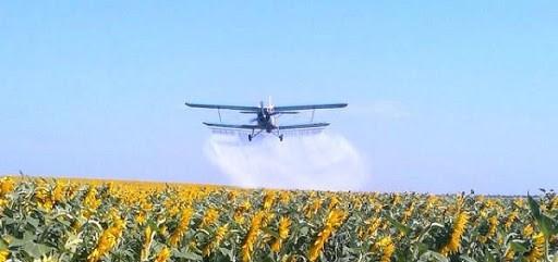 Авіаційно-хімічна обробка: дії суб'єкта господарювання