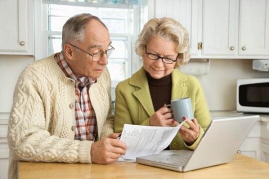 Оберіть зручну для вас форму звернення за призначенням пенсії
