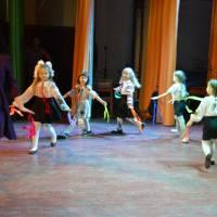 Вихованці дитячого садочку Капітошка на концерті