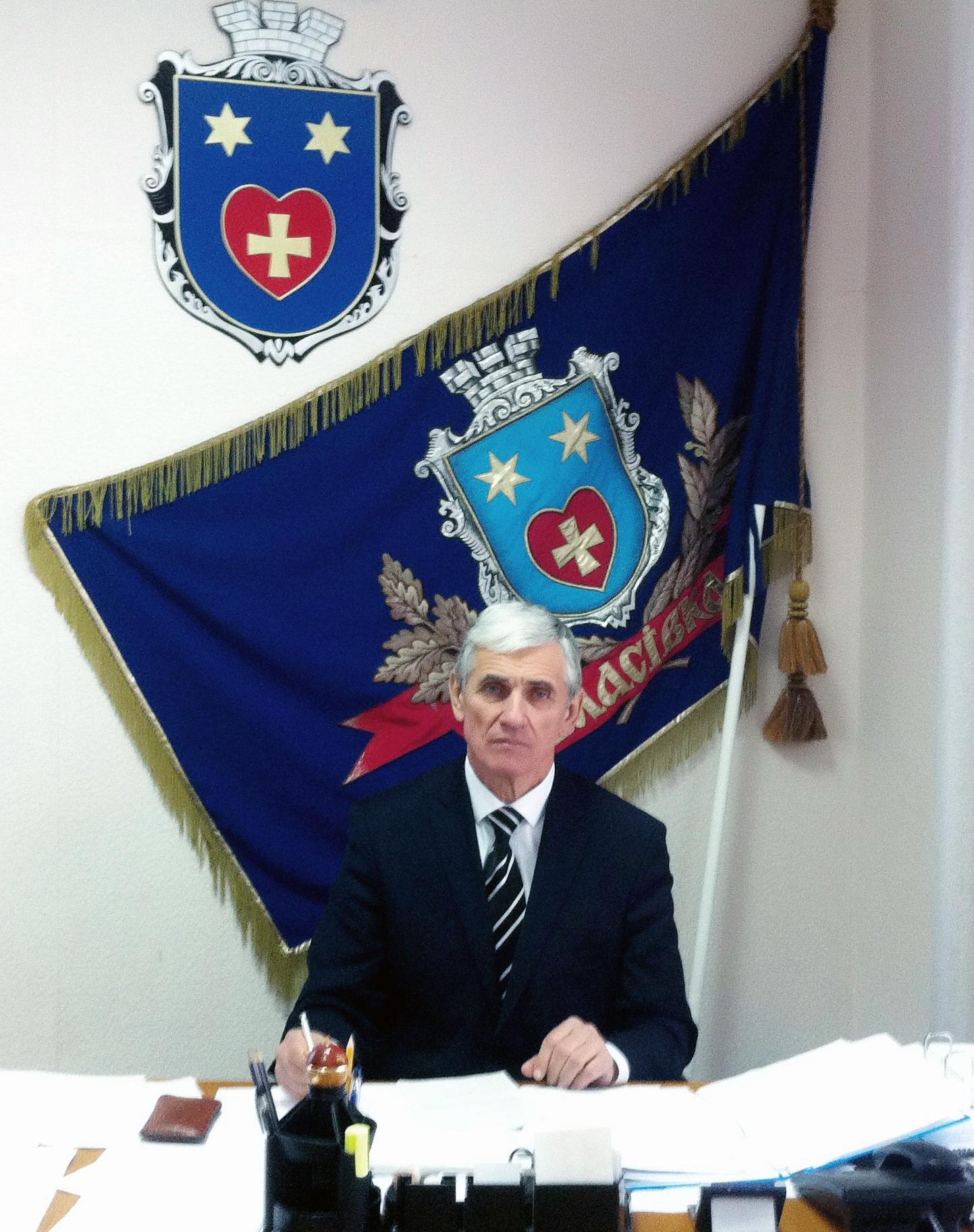 Бабаченко Анатолій Герасимович, селищний голова