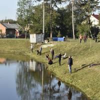 Перший відкритий чемпіонат з риболовлі «На гачку» 2019