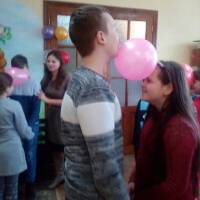 День Св.Валентина 14.02.2019р.