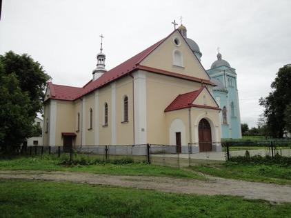 Kościół Rzymsko Katolicki pod wezwaniem św Jana Chrzciciela