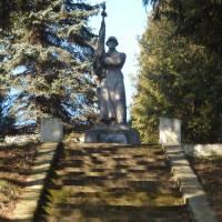 Памятник загиблим бійцям 2 світової Бісковичі