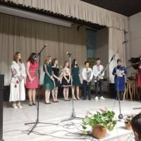 Звітний концерт Славської дитячої музичної школи