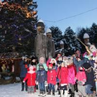 Початок новорічний святкувань. 19 грудня