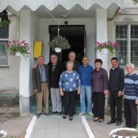 Вшанування учасників ліквідації наслідків аварії на ЧАЄС.