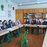 Засідання методичної ради освітян Чукв'янської ОТГ