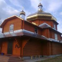 УГКЦ Преображення Господнього с.Звір