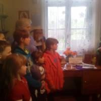 Бібліотека с. Комаровичі - Шевченківські читання