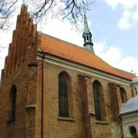 Костел святого Мартіна, с. Нове Місто (1512р. готика)
