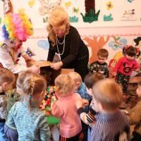 Виховний захід в групі раннього віку «Капітошка» ЗДО