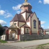 Церква Священомученика Йосафата (2008)