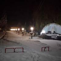Нижанковичі засипало снігом (2017)